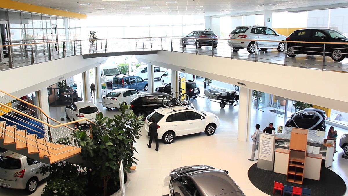 Vender coches nuevos