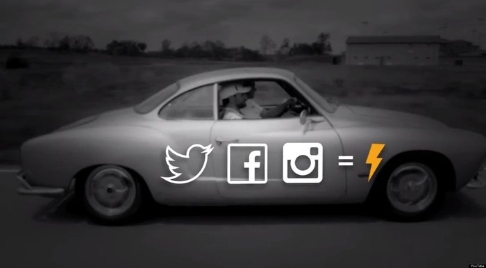 redes sociales coches