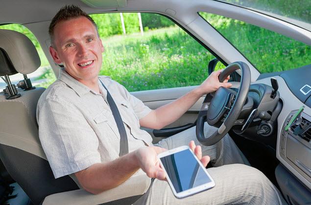 mobile marketing concesionarios