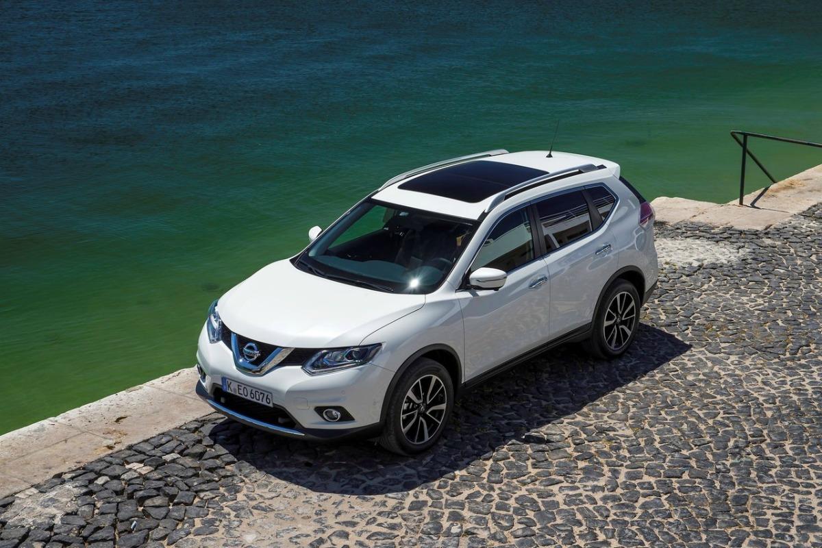 Nissan vende un X-Trail por Twitter