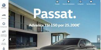 Volkswagen España estrena web adaptada a móvil