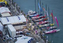 Patrocinio de la Volvo Ocean Race