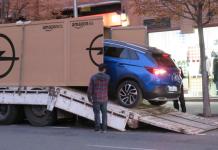 Opel Amazon