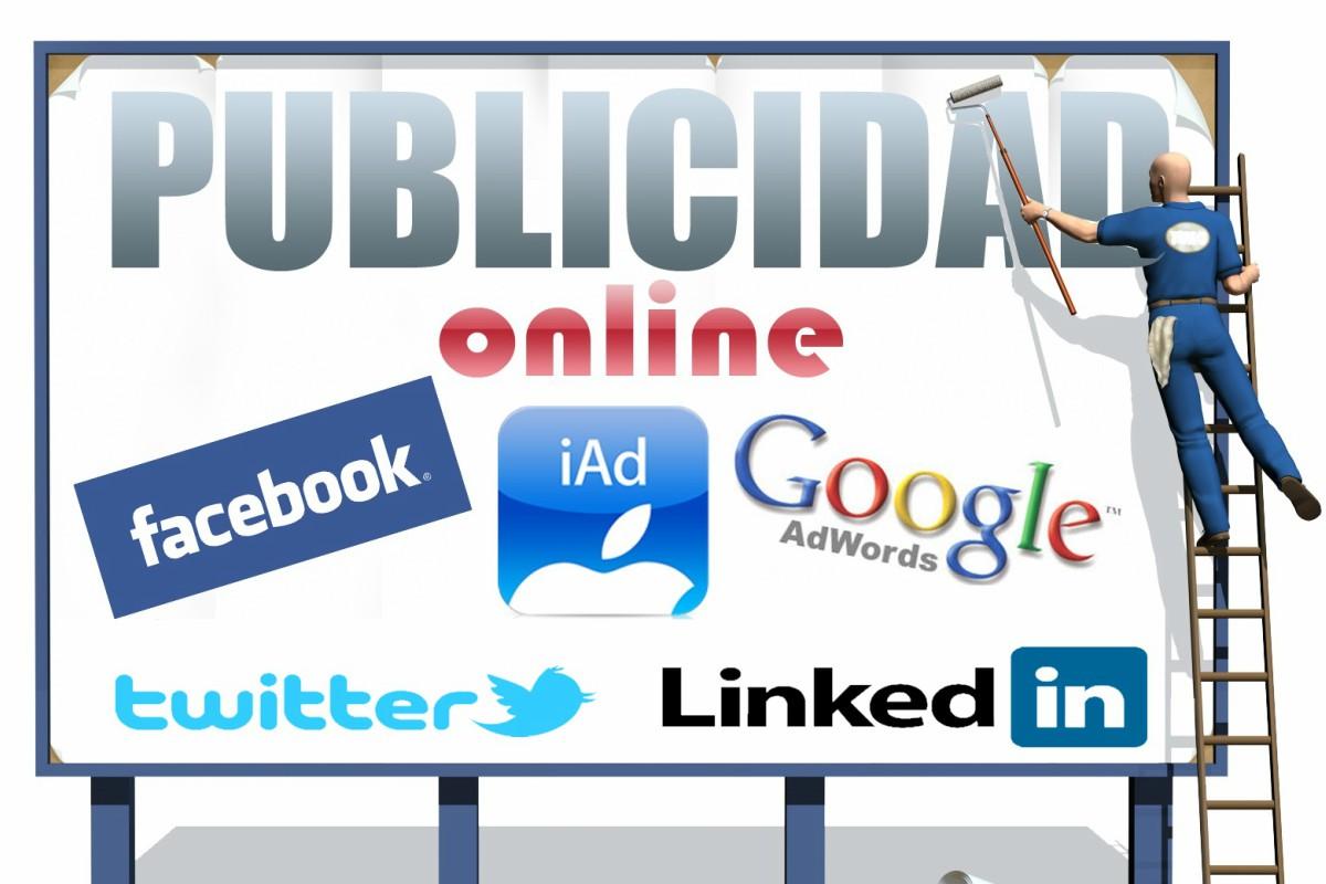 Publicidad online molesta