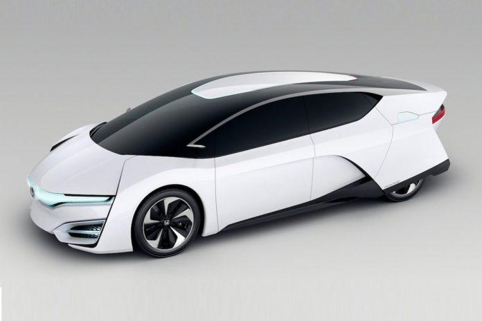 Honda FCEV Concept.