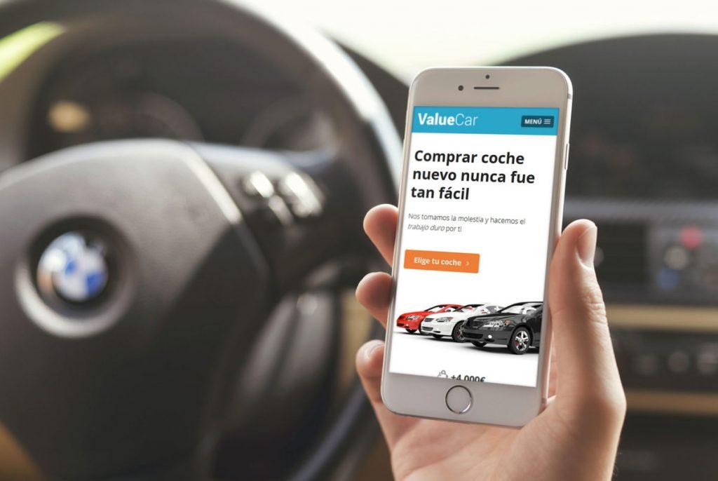 Venta de coches online
